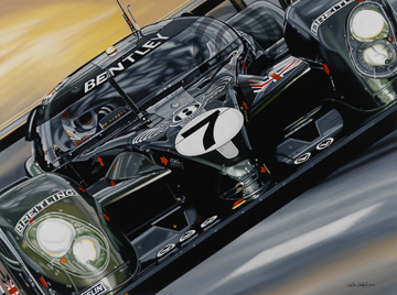 Mr Le Mans & the Bentley Boys